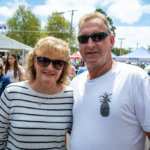 Stanthorpe Apple and Grape Festival, Sue and Scott Rogers from Stanthorpe