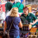 Stanthorpe Apple and Grape Festival, Markets